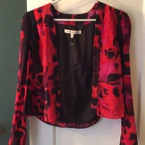 Twenty8Twelve by Sienna Miller 100% silk jacket